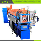 Top Hat Purlin Roll Forming Machine , Steel Frame Roll Forming Machine