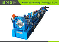 Quick BMS Change Automatic Embossing C Channel Machine With Hydraulic System