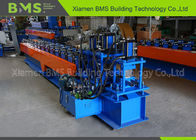 Metal Door Frame Roll Forming Machine Engineers available to service machinery overseas