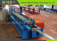 Automatic Fire Damper Blade Forming Machine With GCr15 Mould Roller
