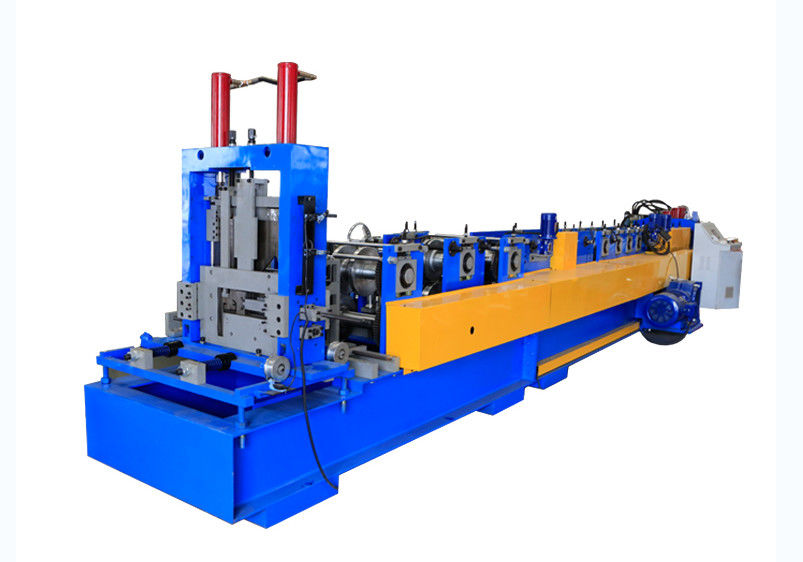 Fully Automatic CZ Purlin Roll Forming Machine for 1.5-3.0mm Thickness Material